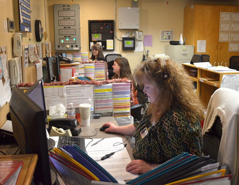 Day In The Hospital Life Switchboard Operators Should