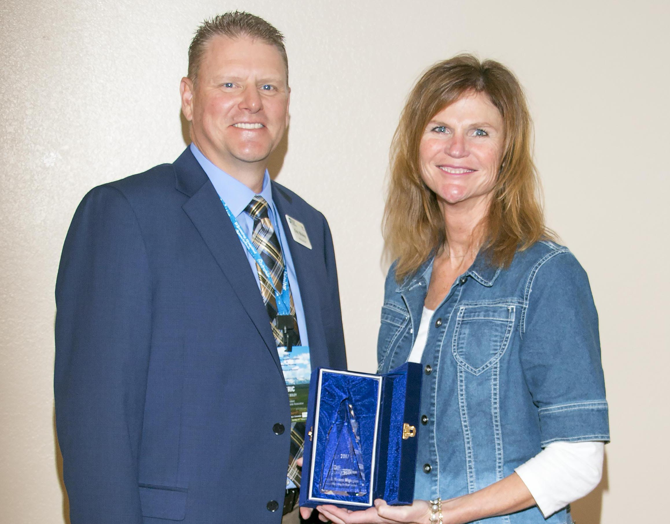 WMC chief financial officer honored by Wyoming Hospital Association ...