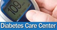Diabetes Care Center title=