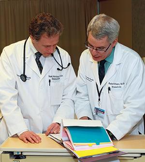 Mc Ginley and Perex ICU image