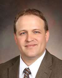 Dax Collins is the vice-chair of the Wyoming Medical Center Foundation Board of Directors
